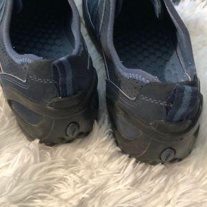 Privo Shoes - Clark Provo fashion sneakers size 7 blue.